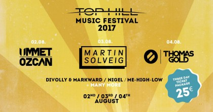 Top Hill Music Festival