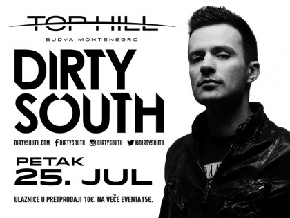 Top Hill and Budva Summer take you to Dirty South