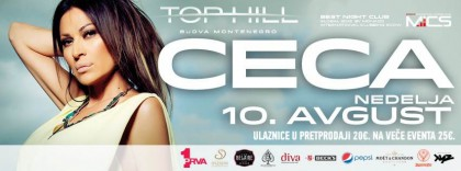 Top Hill and Budva Summer take you to the CECA!