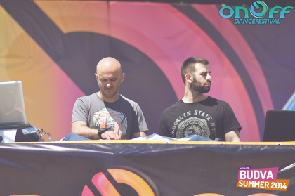 Photo Gallery from promo party of ON/OFF Festival