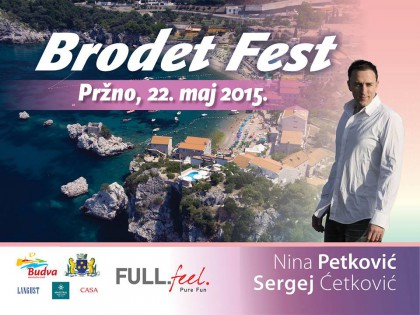 Brodet Fest on 22. May in Przno
